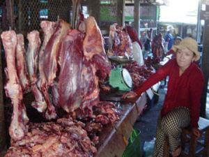 daging di pasar - wiku hpa