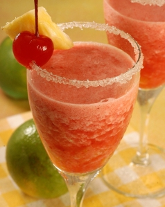 pink fruit punch