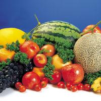 buah yang bikin kulit segar